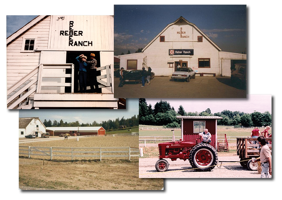 History of Reber Ranch