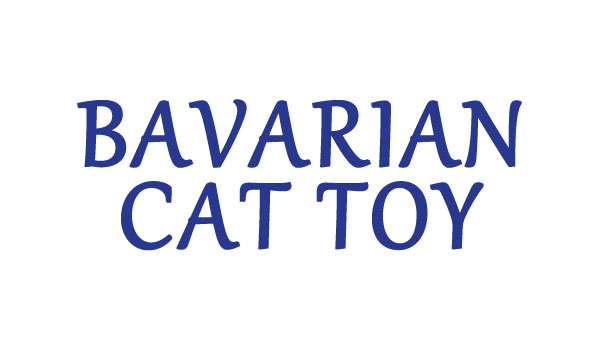 bavarian cat toy