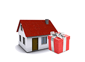 icon house and gift