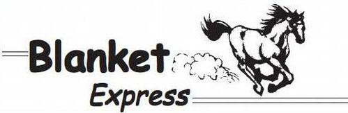 Blanket Express logo