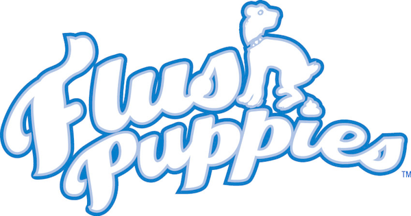 Flush puppies